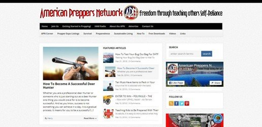 American-Preppers-Network