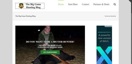 The-Big-Game-Hunting-Blog