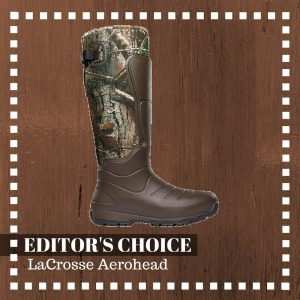 EDITOR'S CHOICE Best Hunting Boots