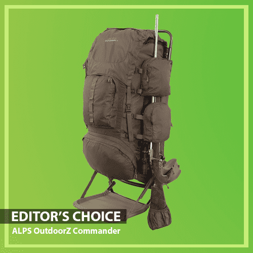 Editors Choice Best Hunting Backpack