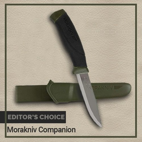 Editors Choice Hunting Knife
